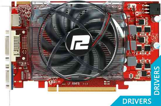 Видеокарта PowerColor HD5750 1GB GDDR5 (AX5750 1GBD5-H)