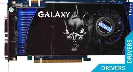 Видеокарта Galaxy GeForce 9800 GT 1GB HDMI