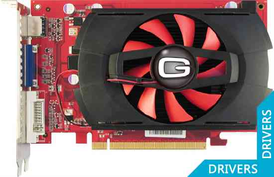 Видеокарта Gainward GeForce GT 240 1024MB GDDR5 (426018336-0834)