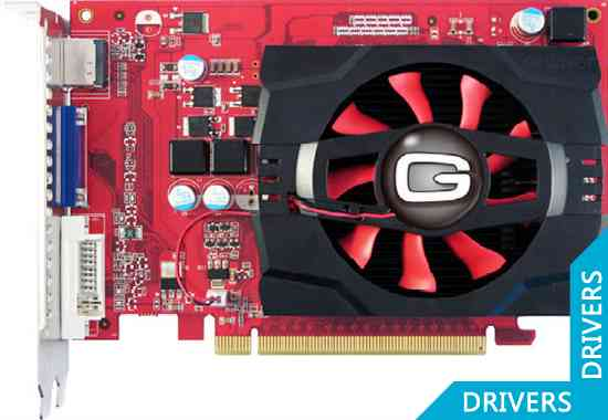 Видеокарта Gainward GeForce GT 240 1024MB DDR3 (426018336-1336)