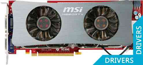 Видеокарта MSI GeForce N260GTX Twin Frozr OC