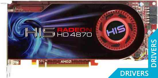 Видеокарта HIS Radeon HD 4870 Turbo 512MB