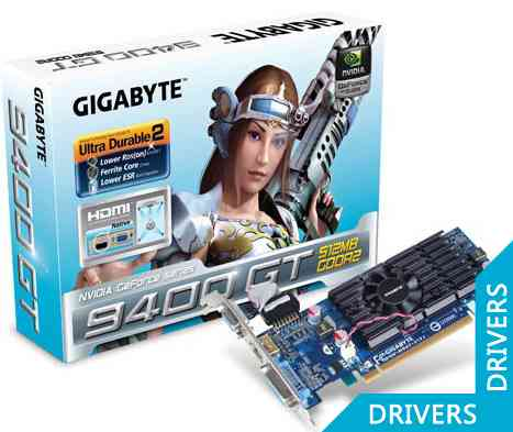 Видеокарта Gigabyte GeForce GV-N94T-512I