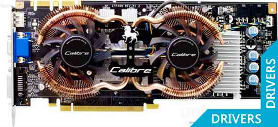 Видеокарта SPARKLE GeForce Calibre X250G