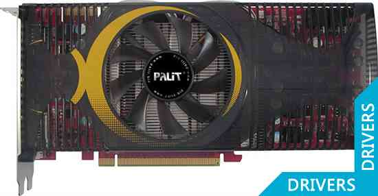 Видеокарта Palit GeForce GTS 250 1024MB