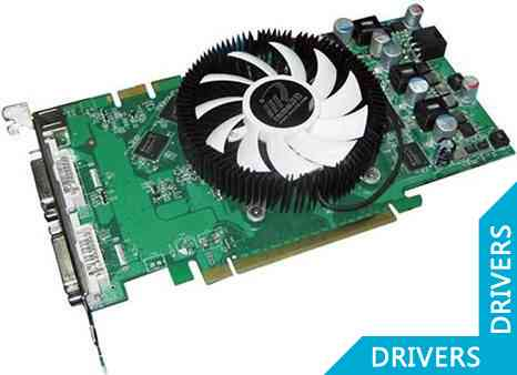Видеокарта Inno3D GeForce N96GT-1DDV-D3DX