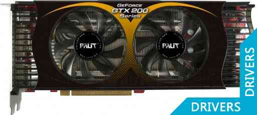 Видеокарта Palit GeForce GTX 260 Sonic 216 SP