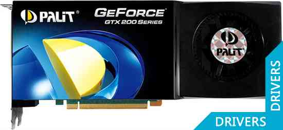 Видеокарта Palit GeForce GTX 280