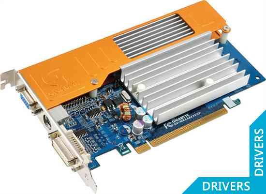 Видеокарта Gigabyte GeForce GV-NX84S256HP